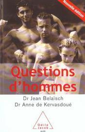 Questions d'hommes - Intérieur - Format classique
