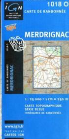 Merdrignac - Couverture - Format classique