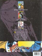 Dan Cooper ; intégrale t.2 - 4ème de couverture - Format classique
