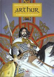Arthur t.2 ; Arthur le combattant - Intérieur - Format classique