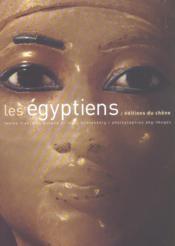 Les égyptiens - Couverture - Format classique