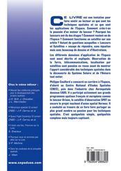 Lanceurs et satellites - 4ème de couverture - Format classique