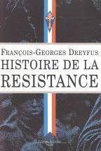 Histoire de la Résistance - Couverture - Format classique