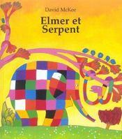 Elmer et serpent - Intérieur - Format classique
