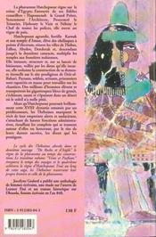 Les thebaines t.2 ; de roche et d'argile - 4ème de couverture - Format classique