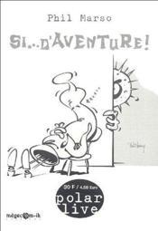 Si D'Aventure ; 4e Edition - Couverture - Format classique