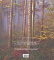 Portrait des arbres de france - 4ème de couverture - Format classique