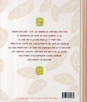 Le livre des massages pour les bébés - 4ème de couverture - Format classique