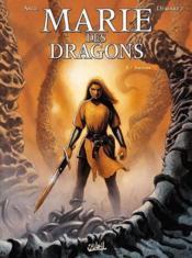 Marie des dragons t.3 ; Amaury - Couverture - Format classique