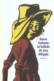 La Ballade De Lucy Whipple - Intérieur - Format classique