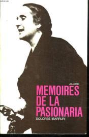 Memoires De La Pasionaria. - Couverture - Format classique