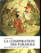 La Conspiration Des Parasols - Couverture - Format classique