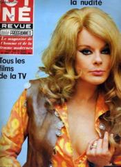 Cine Revue - Tele-Programmes - 49e Annee - N° 9 - Chantage A La Drogue - Couverture - Format classique