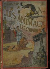 Les Animaux Legendaires - Couverture - Format classique