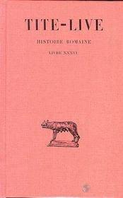 Histoire romaine t26 l36 - Intérieur - Format classique