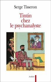 Tintin chez le psychanalyste - Couverture - Format classique