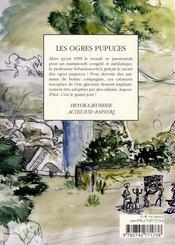 Les ogres pupuces - 4ème de couverture - Format classique