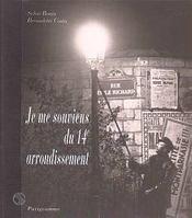 Je Me Souviens Du 14e Arrondissement - Intérieur - Format classique