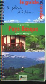 Pays basque - Couverture - Format classique