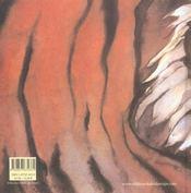 Le seigneur de la foret - 4ème de couverture - Format classique