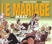 Le Mariage De A A Z ; Edition 2002 - Intérieur - Format classique