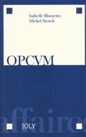 Opcvm - Intérieur - Format classique