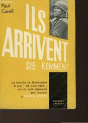 Ils Arrivent ! (Sie Kommen !) - Couverture - Format classique