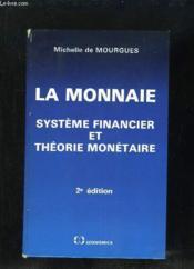 La Monnaie - Couverture - Format classique
