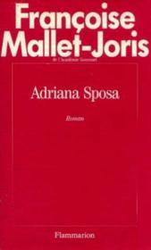 Adriana sposa - Couverture - Format classique