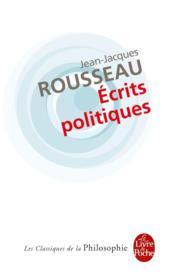 Ecrits politiques - Couverture - Format classique