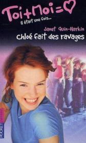 Toi+moi=coeur T.18 ; Coeurs A Prendre T.1 ; Chloe Fait Des Ravages - Couverture - Format classique