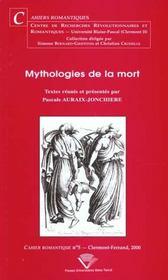 Mythologies De La Mort - Intérieur - Format classique