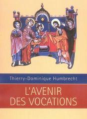Avenir des vocations - Intérieur - Format classique