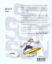 Sea Surf And Sun - 4ème de couverture - Format classique