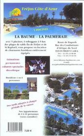 Le Guide Locations Loisirs 2003 - 4ème de couverture - Format classique