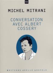 Conversation avec albert cossery - Couverture - Format classique
