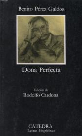 Dona perfecta - Couverture - Format classique