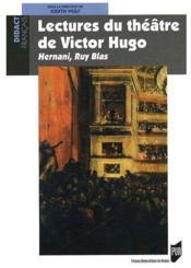 Lectures du theatre de victor hugo - Couverture - Format classique