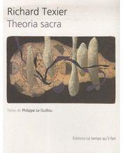 Theoria sacra - Couverture - Format classique