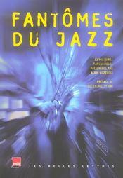 Fantomes du jazz - Intérieur - Format classique