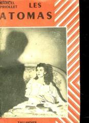 Les Atomas - Couverture - Format classique
