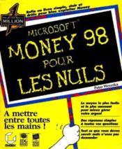 Microsoft Money 98 Pour Les Nuls - Couverture - Format classique