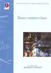 Baux commerciaux - Intérieur - Format classique