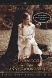 Rebecca of sunnybrook farm - Couverture - Format classique