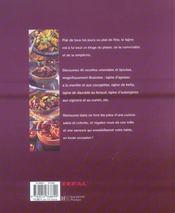 Eloge Du Tajine ; 40 Recettes Simples Et Savoureuses - 4ème de couverture - Format classique