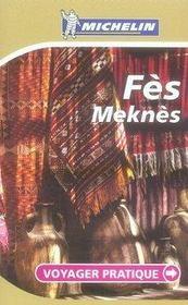 Voyager Pratique ; Fès, Meknès - Intérieur - Format classique
