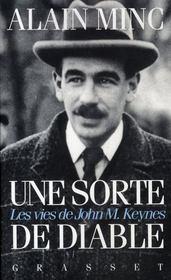 Une sorte de diable ; les vies de john m. keynes - Intérieur - Format classique