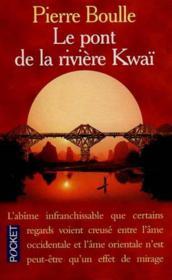 Le Pont De La Riviere Kwai - Couverture - Format classique
