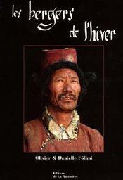 Bergers De L'Hiver (Les) - Couverture - Format classique