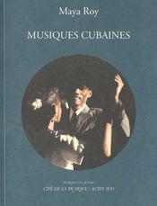 Musiques cubaines (+ 1cd gratuit) - Intérieur - Format classique